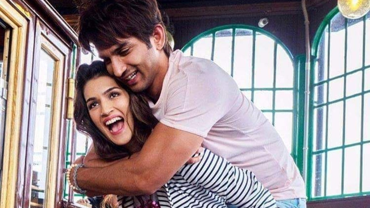 Kriti Sanon shares cryptic post on one month of Sushant Singh Rajput's demise | Celebrities News – India TV  - sushant kriti 1594778048