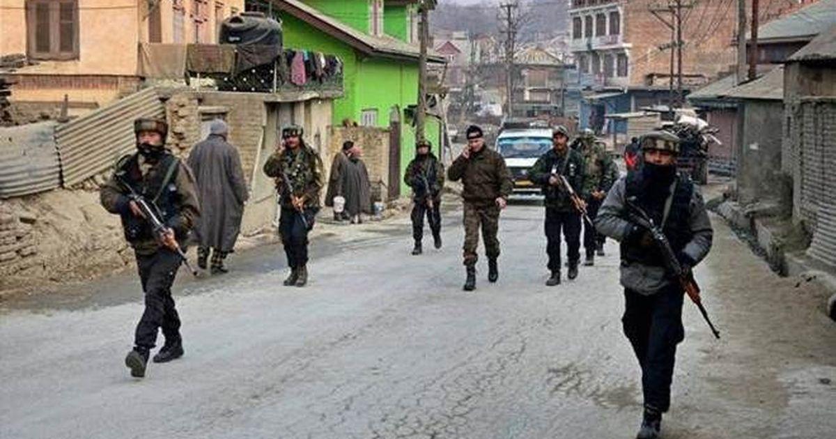 Grenade attack Baramulla Jammu Kashmir security force terrorist attack | India News – India TV