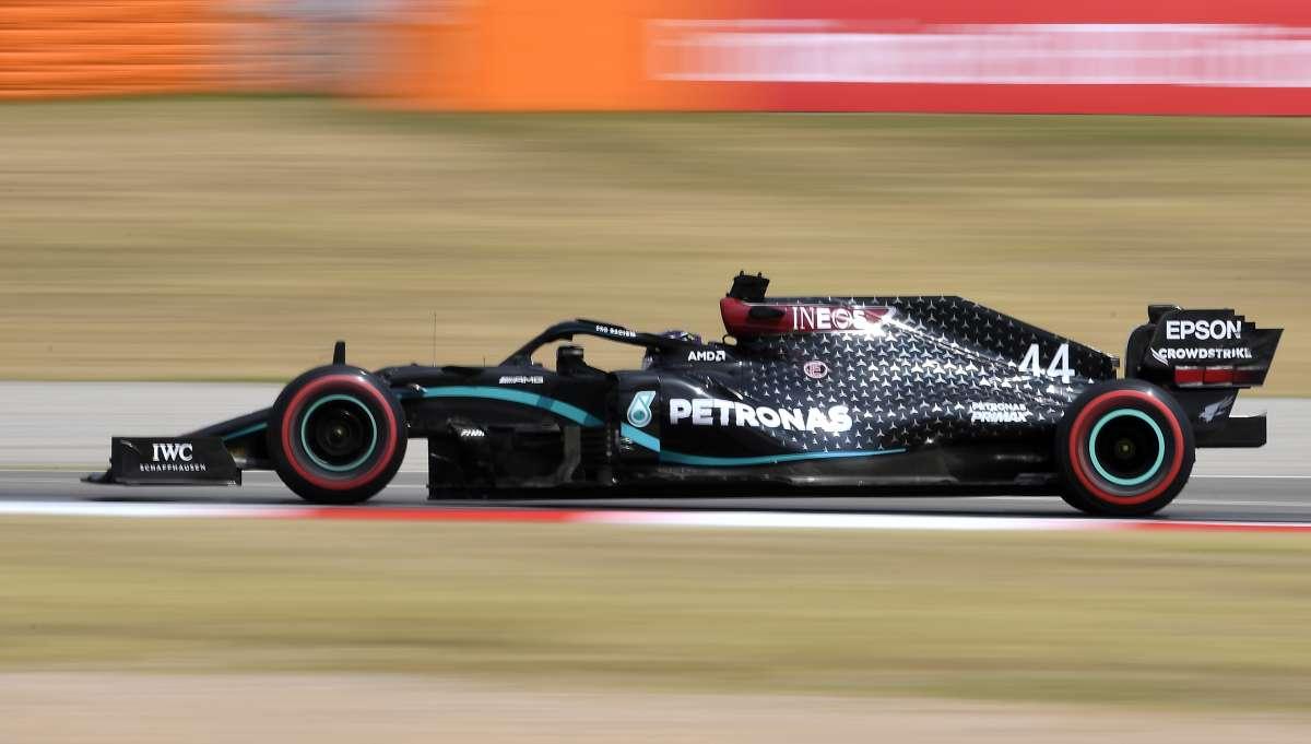 Spanish Grand Prix Lewis Hamilton Tops Final Practice Ahead Of Qualifying Formula 1 News India Tv