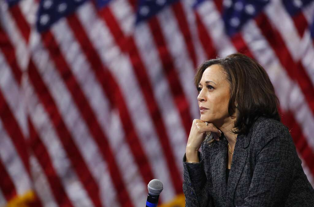 Who Is Kamala Harris Indian American Senator Joe Biden Running Mate Us Election 2020 Vice President Who News India Tv
