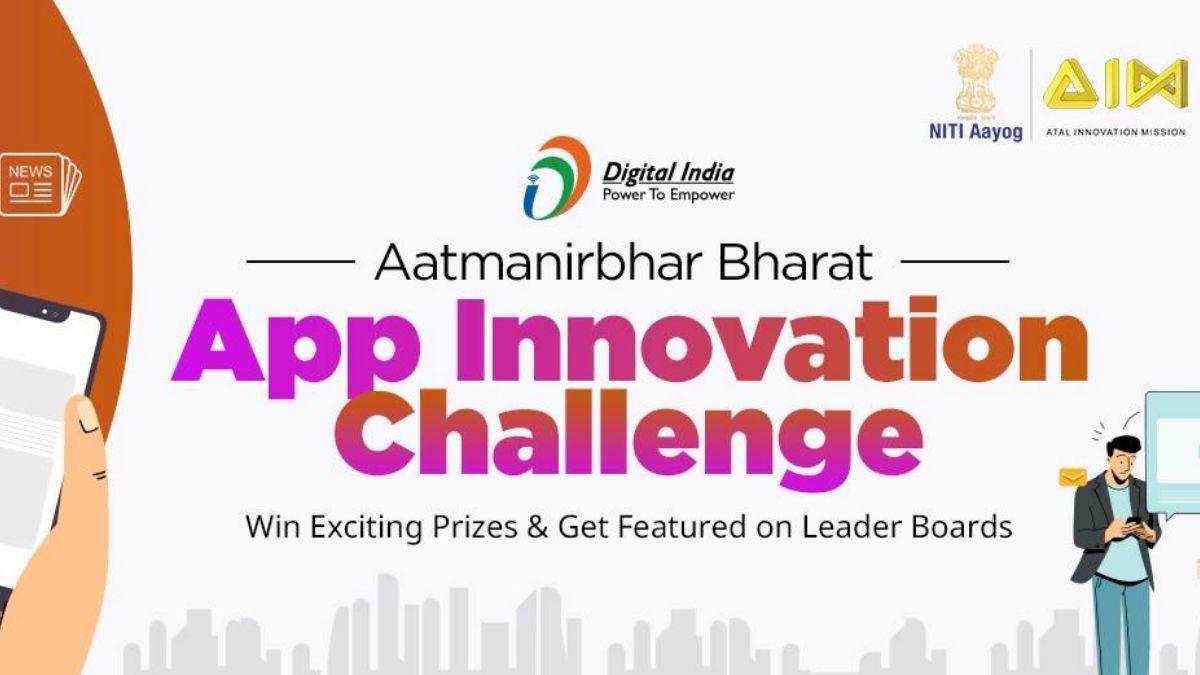 Meet The Winners Of Aatmanirbhar App Innovation Challenge Know Details Technology News India Tv