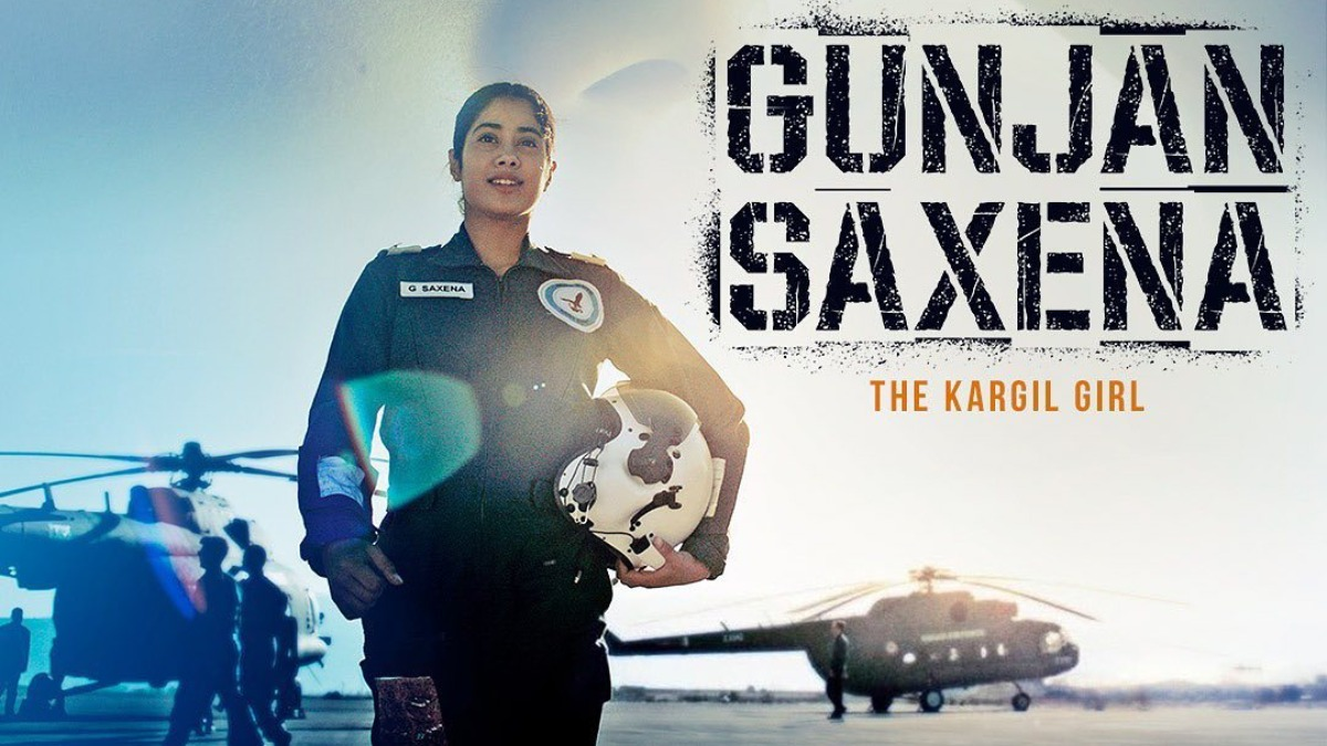 Gunjan Saxena The Kargil Girl Trailer Out Janhvi Kapoor Impresses As First Indian Female Pilot In Combat Bollywood News India Tv