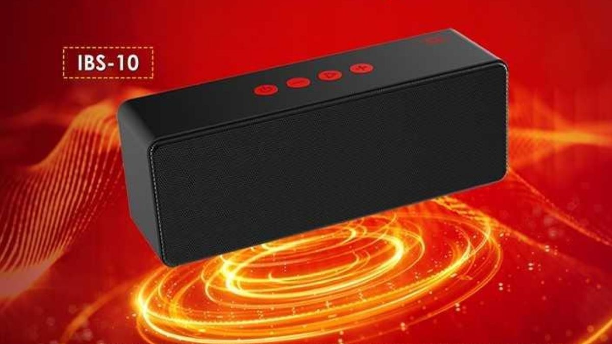 Itel Ibs 10 Bluetooth Speaker Launched In India Know Price Features And More Technology News India Tv