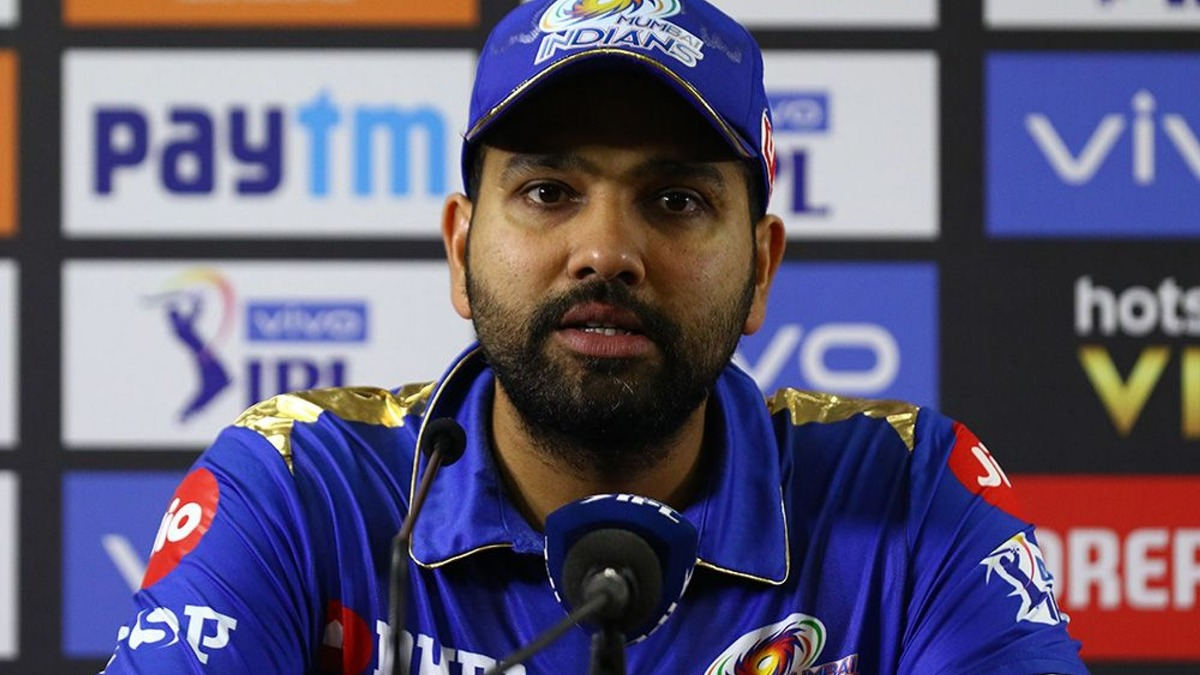 Hiding emotions 'most crucial part' as captain, says Rohit Sharma | Cricket  News – India TV