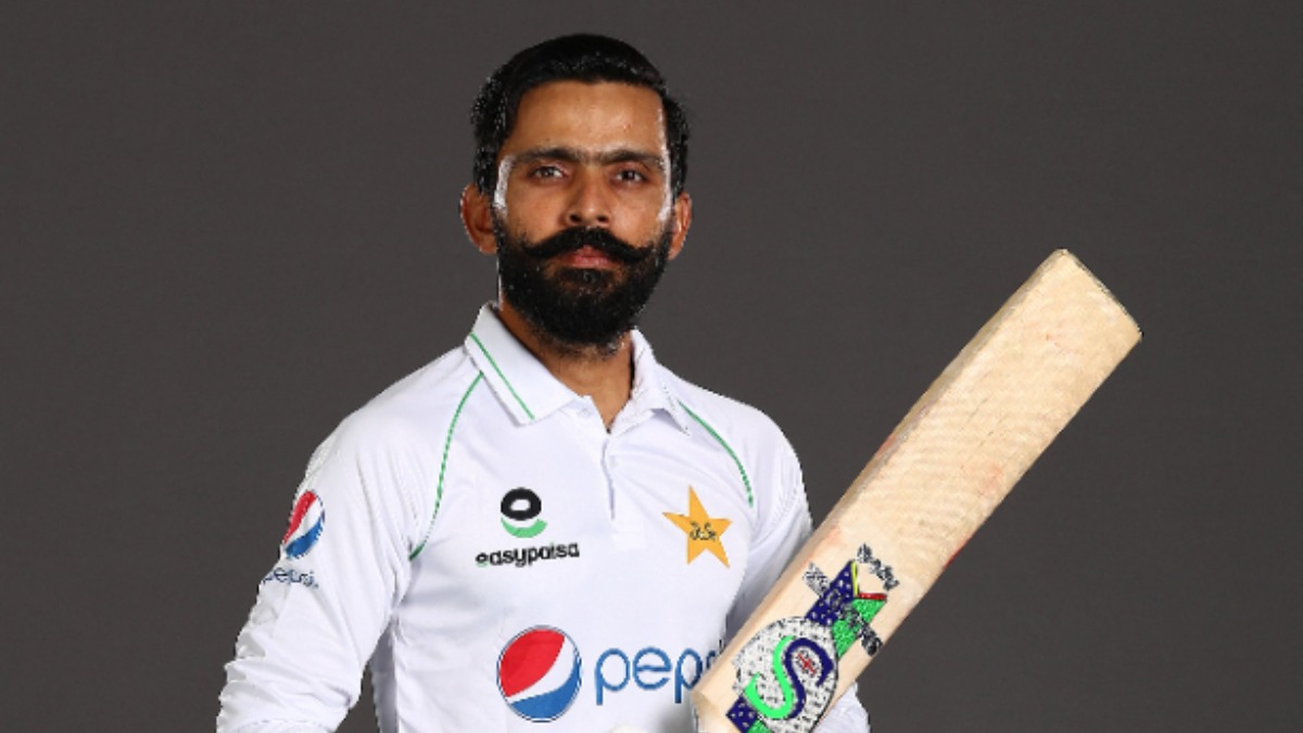 Fawad Alam Image Source : GETTY IMAGES
