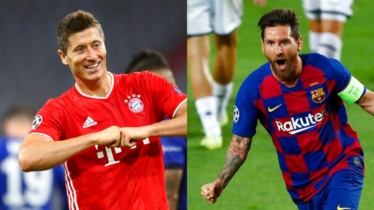 Barcelona Vs Bayern Munich Live Streaming Champions League Watch Live Football Match Online Sonyliv Jio Tv Football News India Tv