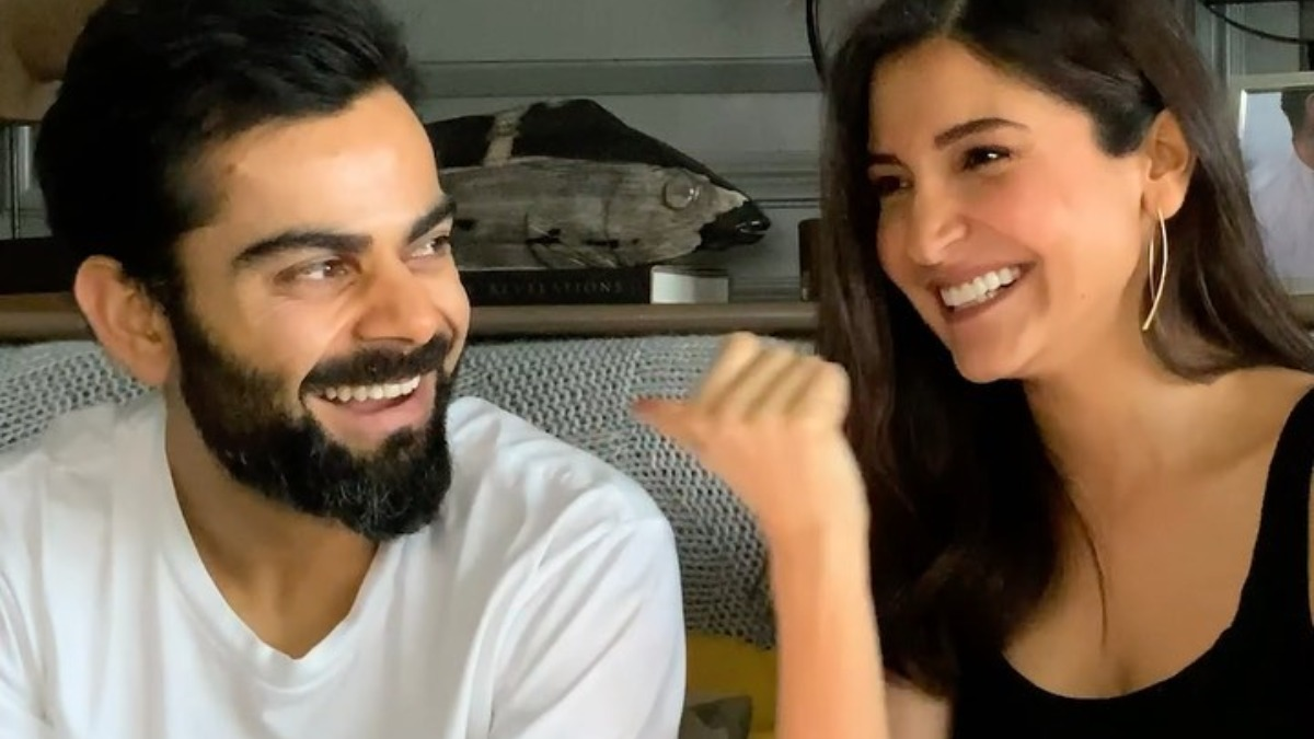 Anushka Sharma, Virat Kohli take fun Instagram quiz, share who says sorry  first after the fight | Celebrities News – India TV