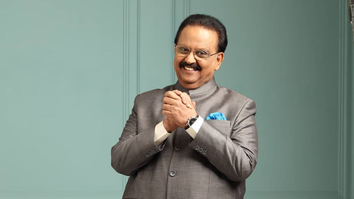 Singer SP Balasubrahmanyam tests COVID19 positive with mild symptoms,  shares video | Celebrities News – India TV
