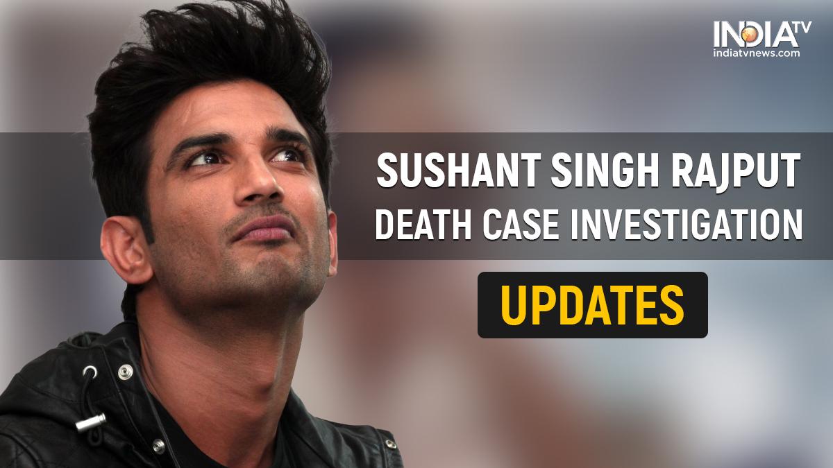 CBI to investigate in sushant singh ragput case