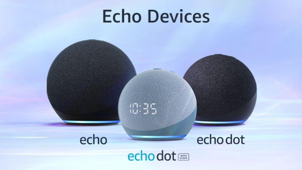 Amazon launches new Echo family with spherical design: Know details |  Technology News – India TV