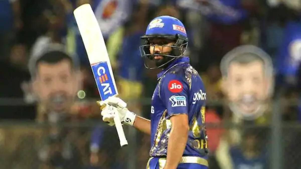 Image result for rohit sharma mi