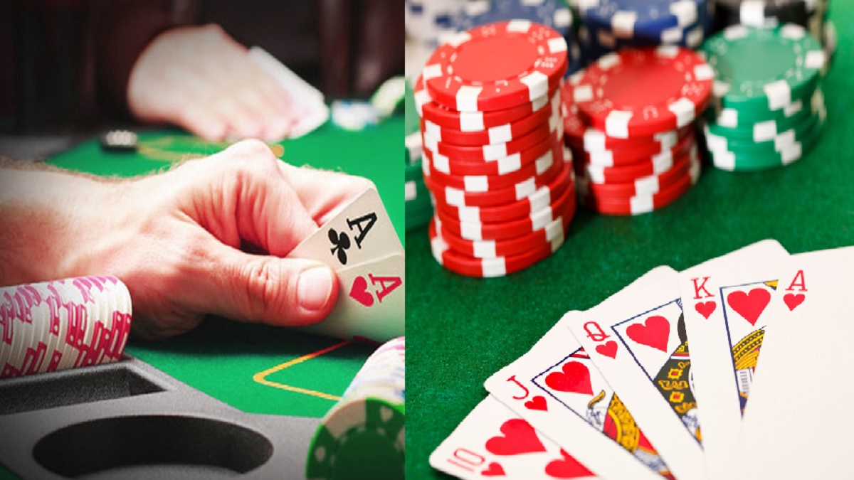 Andhra Pradesh Govt Bans Online Games Like Rummy Poker India News India Tv