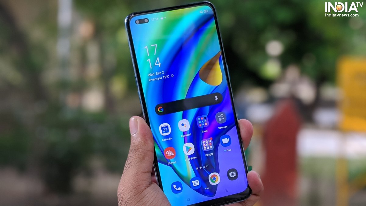 Oppo F17 Pro Review Price In India Specifications Camera Features Reviews News India Tv