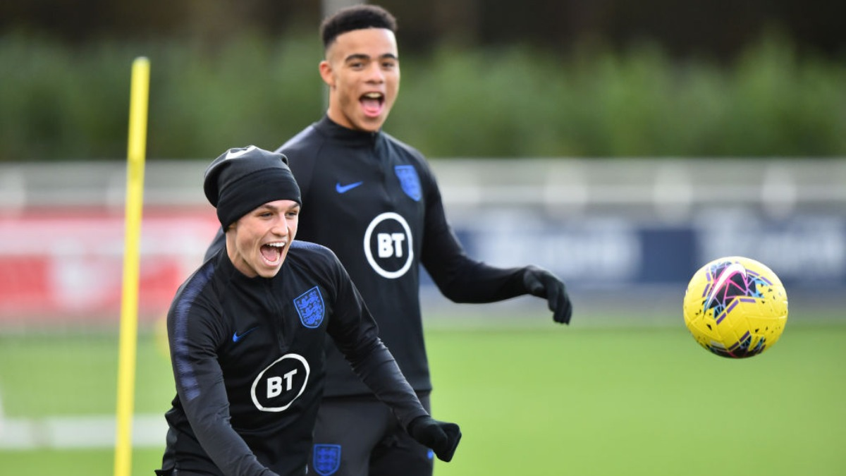Nations League England Drop Phil Foden Mason Greenwood For Covid 19 Rule Breaches Football News India Tv