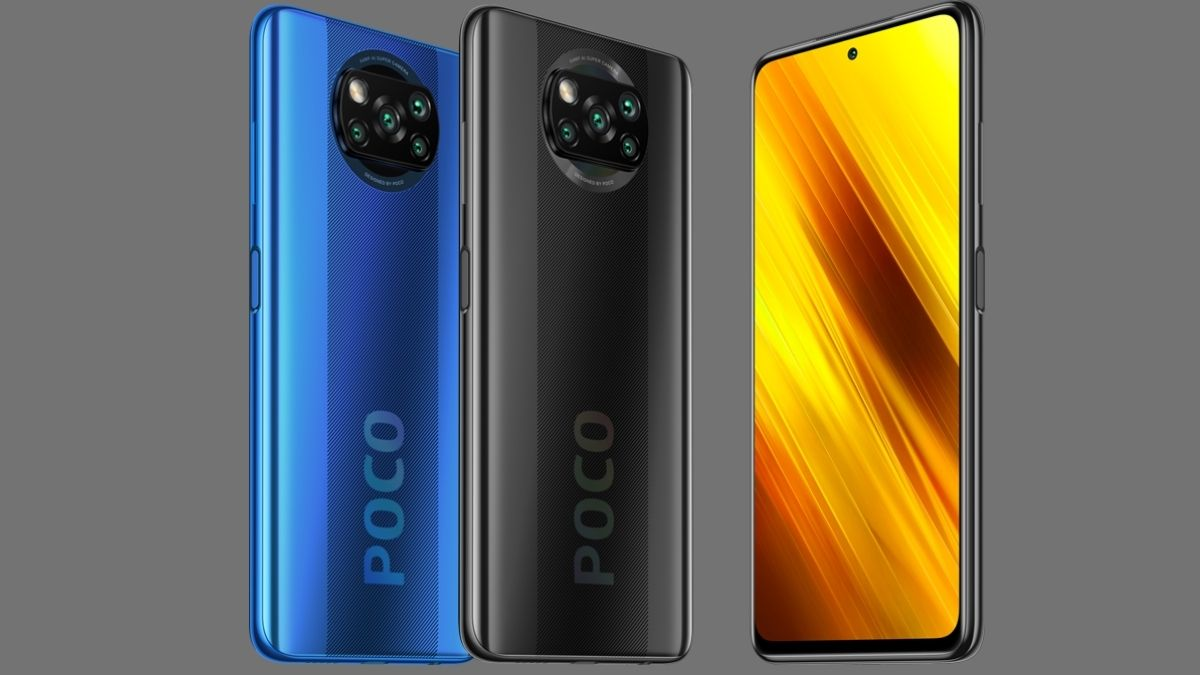 Poco X3 Nfc Officially Announced Know Price Features And More Technology News India Tv