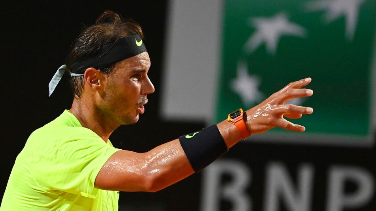 French Open 2020 Draw Rafael Nadal Handed Tough Draw Andy Murray To Face Stan Wawrinka In First Round Tennis News India Tv