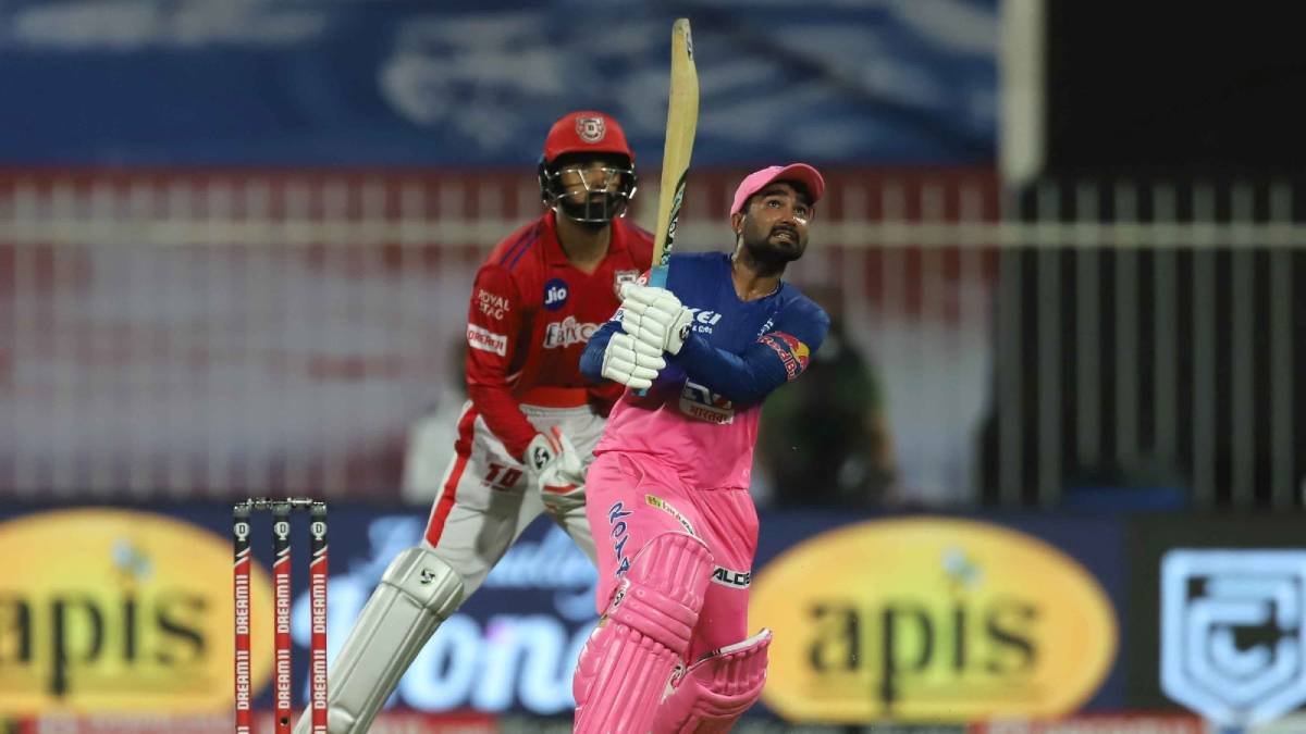 IPL 2020 RR vs KXIP | How Rahul Tewatia bounced back from 'worst 20 balls' to game-changing knock | Cricket News – India TV