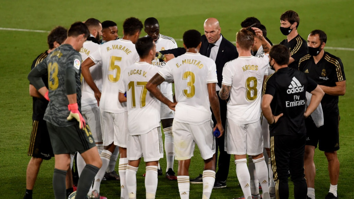 Real Madrid Make Some Cash With Squad Moves For New Season Football News India Tv