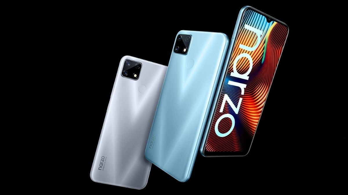 Realme Narzo 20 first sale in India today: Know price, offers and more |  Technology News – India TV