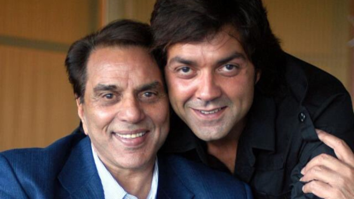 Dharmendra celebrates Bobby Deol's 25 years in Bollywood with special video from his debut film 'Barsaat' | Celebrities News – India TV