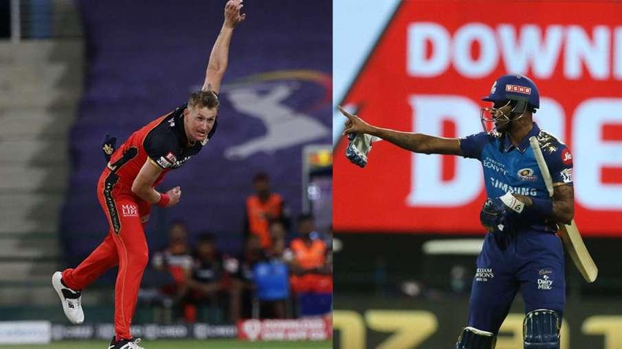 IPL 2020 | Hardik Pandya, Chris Morris reprimanded for breaching code of  conduct | Cricket News – India TV