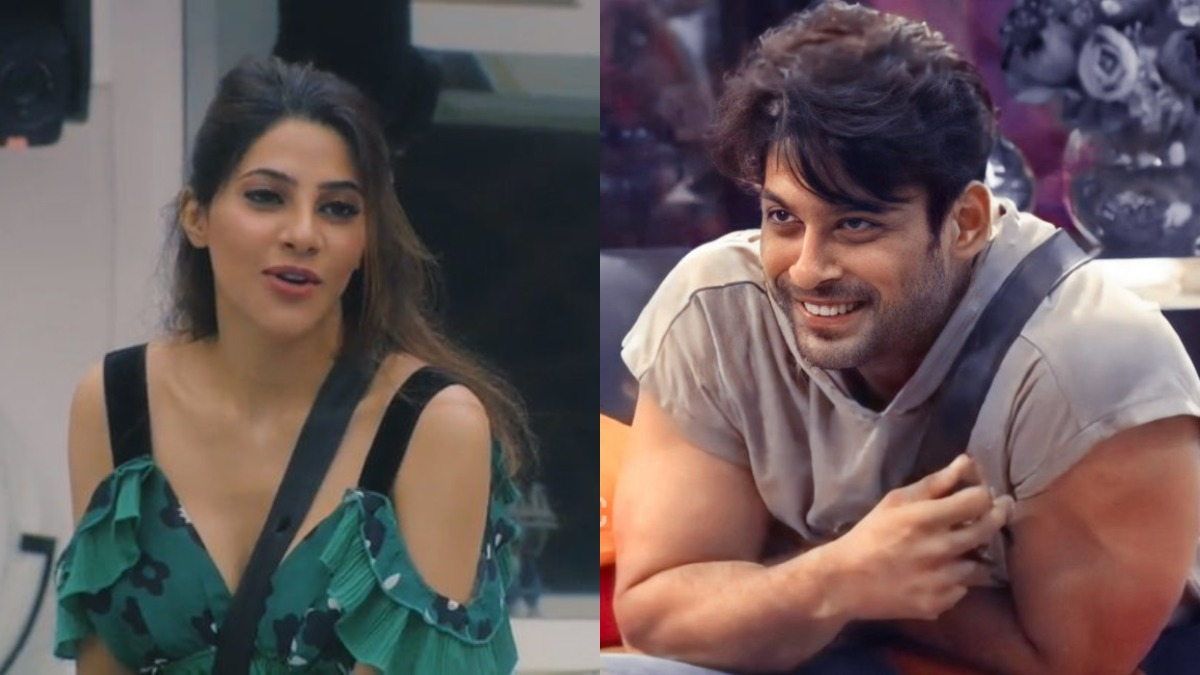 Bigg Boss 14: Nikki Tamboli thinks Sidharth Shukla is 'marriage material.' Here's how he reacts | Tv News – India TV