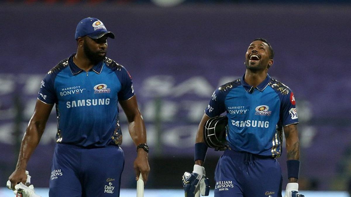 IPL 2020: Rohit Sharma hails Kieron Pollard and Hardik Pandya after  scintillating win over KXIP   Cricket News – India TV