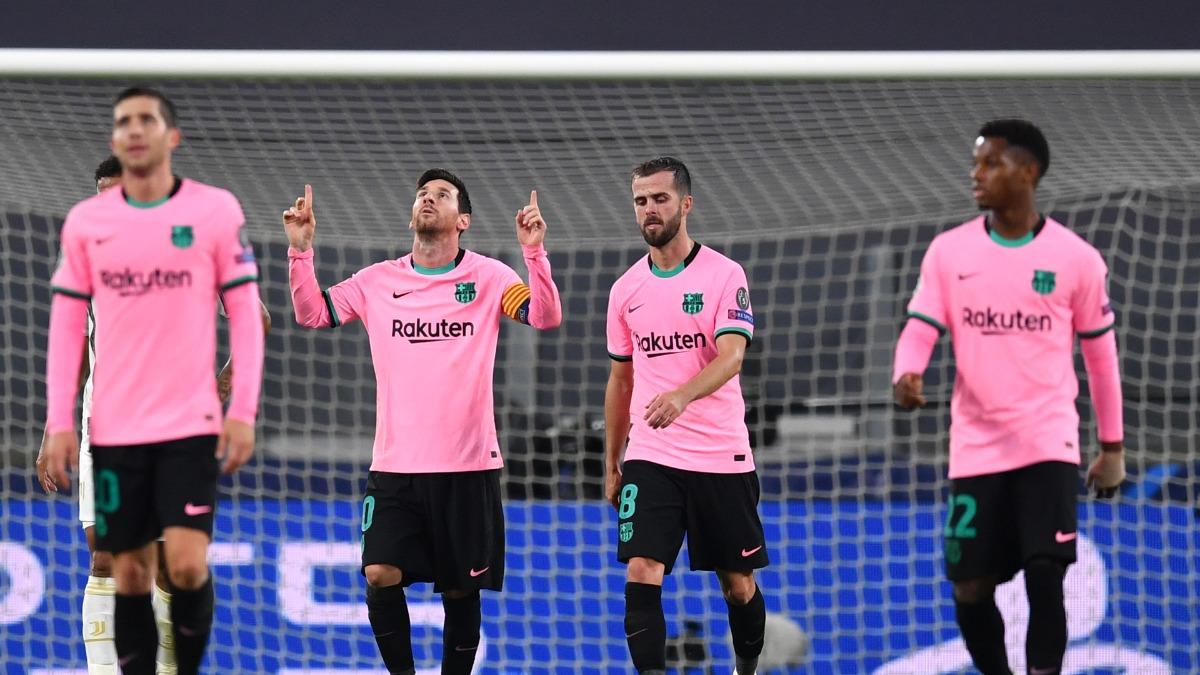 hits and misses from juventus vs barcelona encounter as catalan giants start post barto era on high football news india tv juventus vs barcelona encounter
