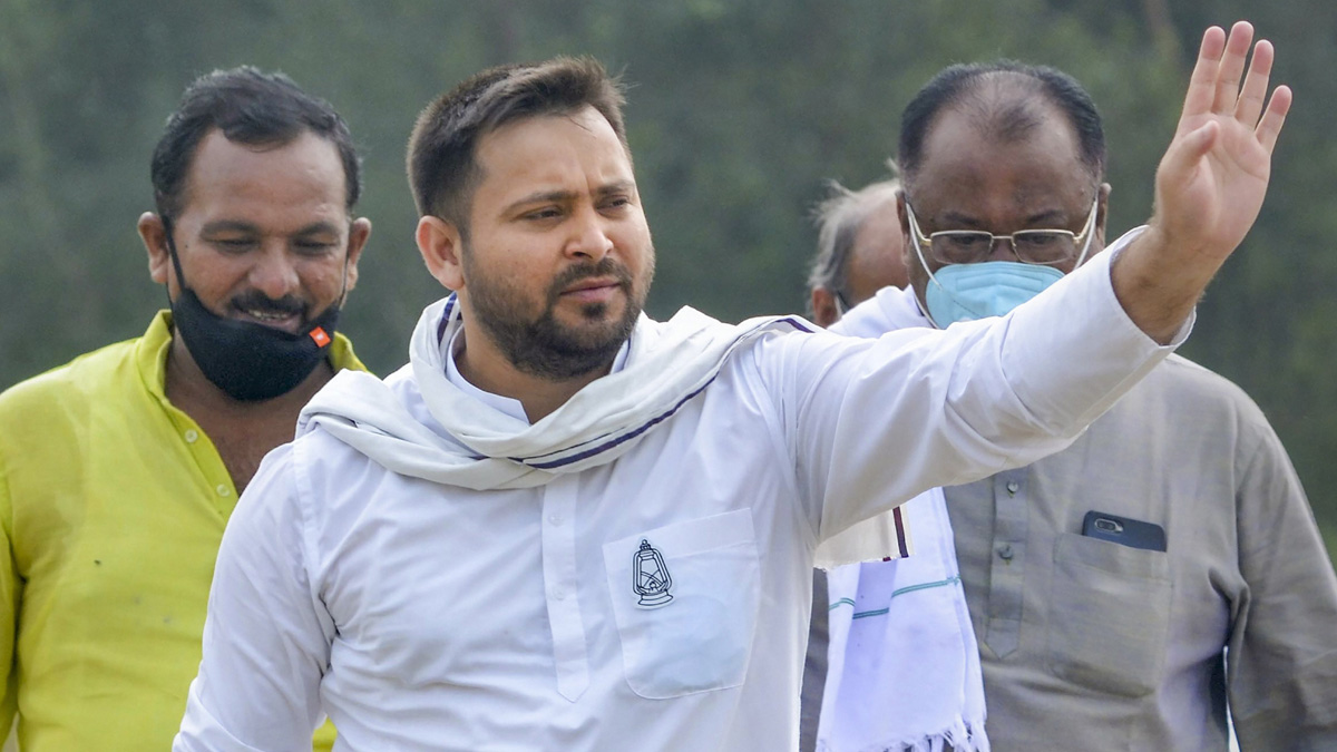 Tejashwi Yadav: Lalu's heir apparent is yet to prove political mettle |  Elections News – India TV