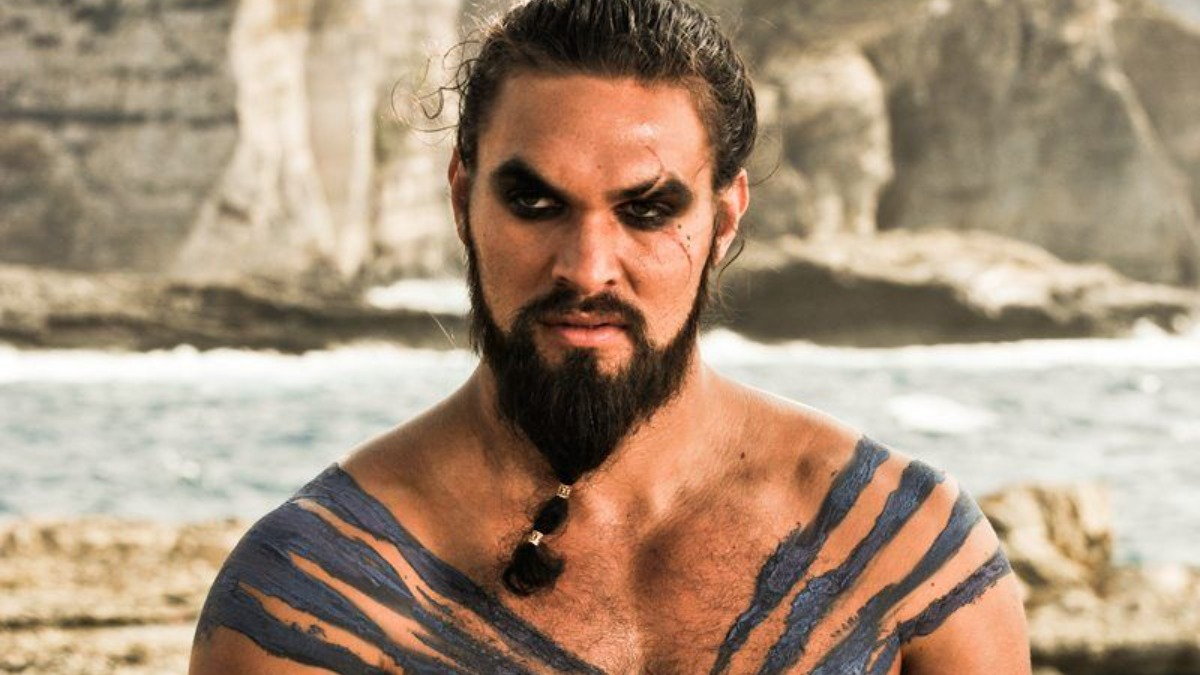 Khal Drogo Jason Momoa audition tapes for Game of Thrones