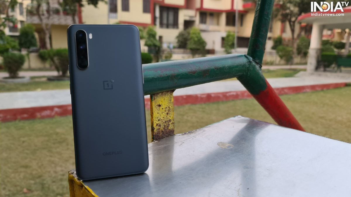 Oneplus Nord Grey Ash Is A Looker And Here S Why It Could Be The Phone To Get This Diwali Gadgets News India Tv