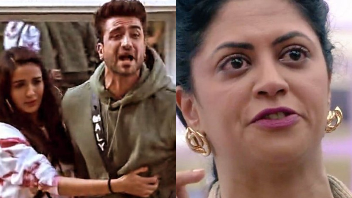 Bigg Boss 14 Twitter Picks Sides As Aly Goni Kavita Kaushik Lock Horns Lauds Jasmin S Support To Him Tv News India Tv