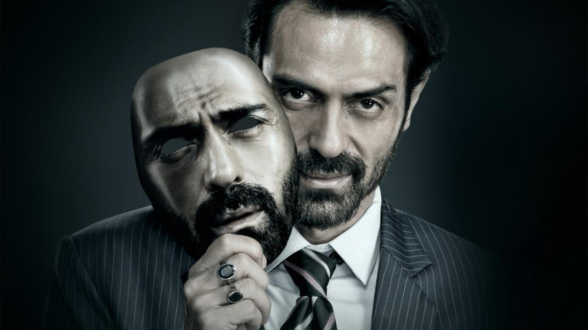 Arjun Rampal looks intriguing in 'Nail Polish' latest poster, film to  release on New Year's day | Celebrities News – India TV