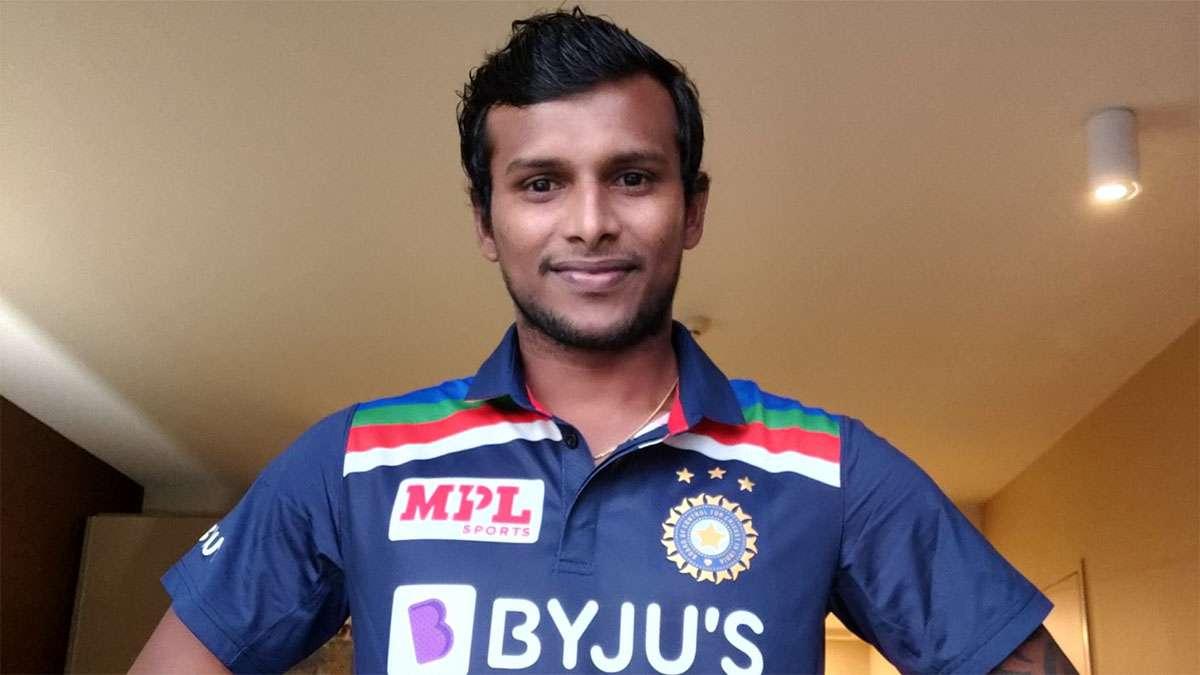 India in Australia: T Natarajan added to ODI squad after Navdeep Saini  complains of back spasm | Cricket News – India TV