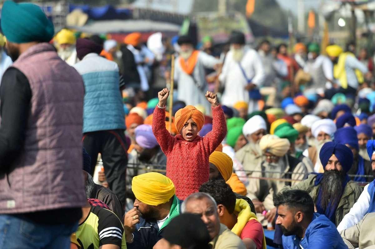 Farmers protest Delhi roads remain closed | India News – India TV