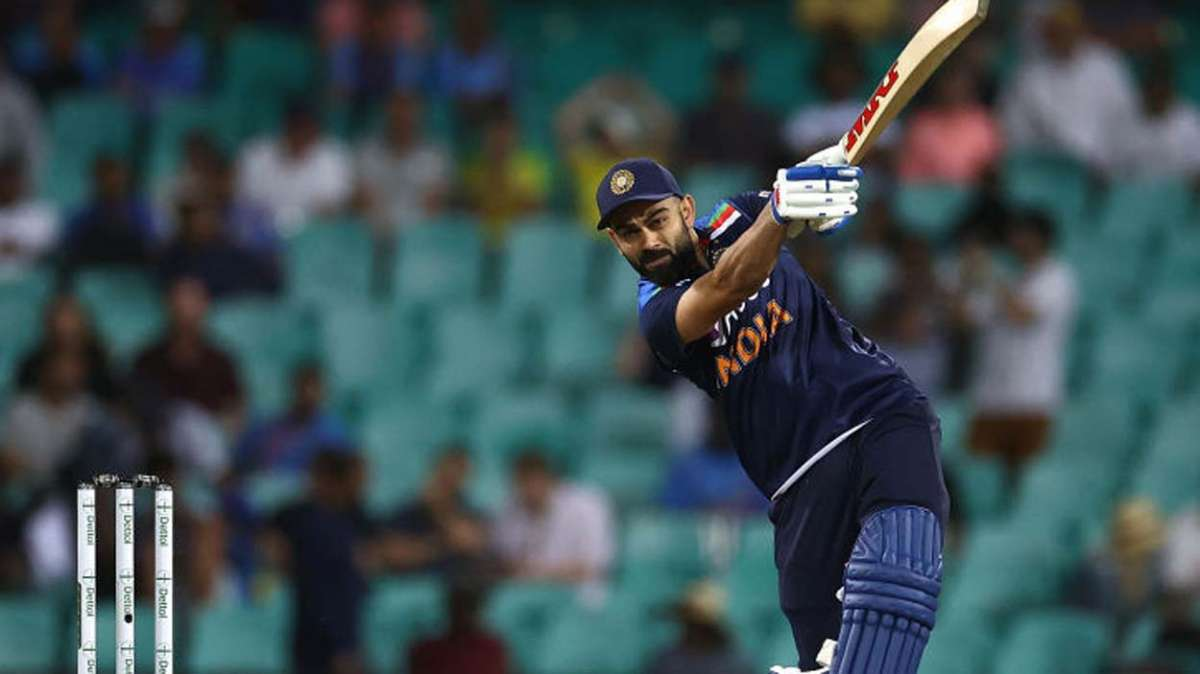 AUS vs IND: Virat Kohli equals Rohit Sharma's record with first T20I fifty- plus score in 363 days | Cricket News – India TV
