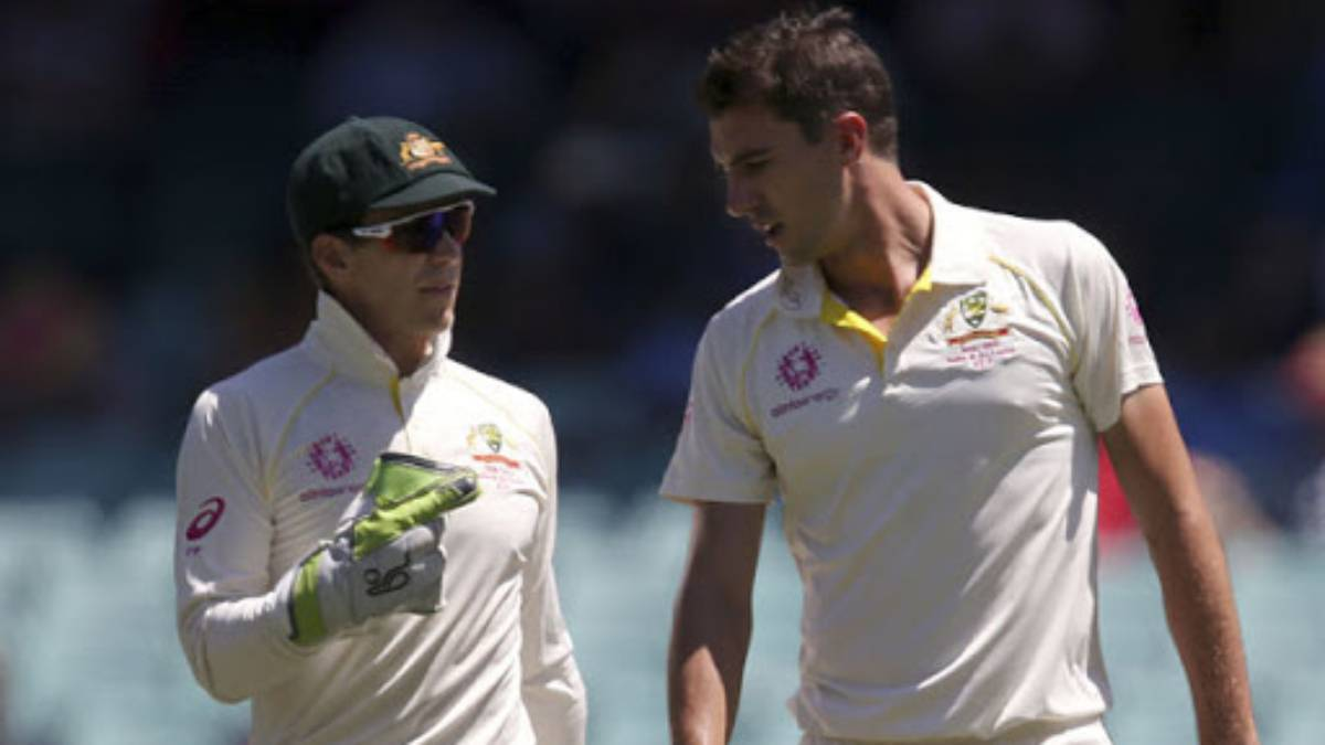 Australia India Series Michael Clarke Backs Pat Cummins To Succeed Tim Paine As Test Skipper Cricket News India Tv