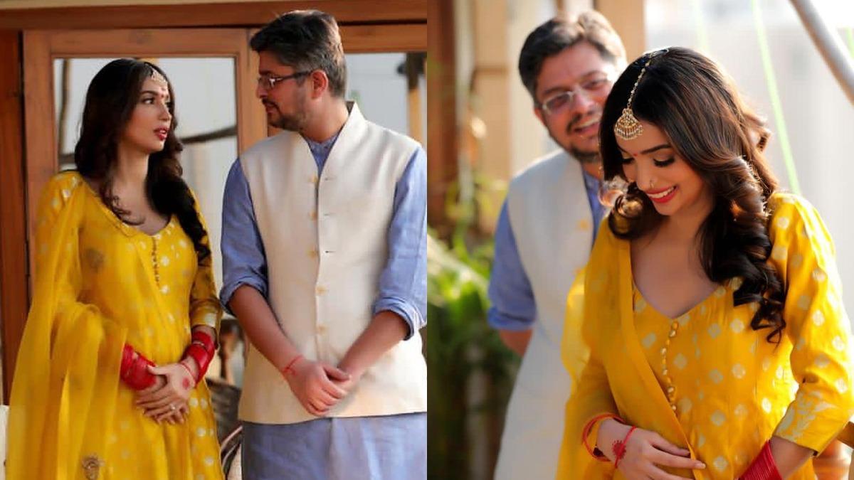 Manmarziyaan writer Kanika Dhillon engaged to Raanjhanaa writer Himanshu Sharma. See photos | Celebrities News – India TV