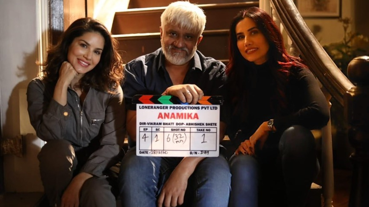 Image result for sunny leone and vicrom bhatt