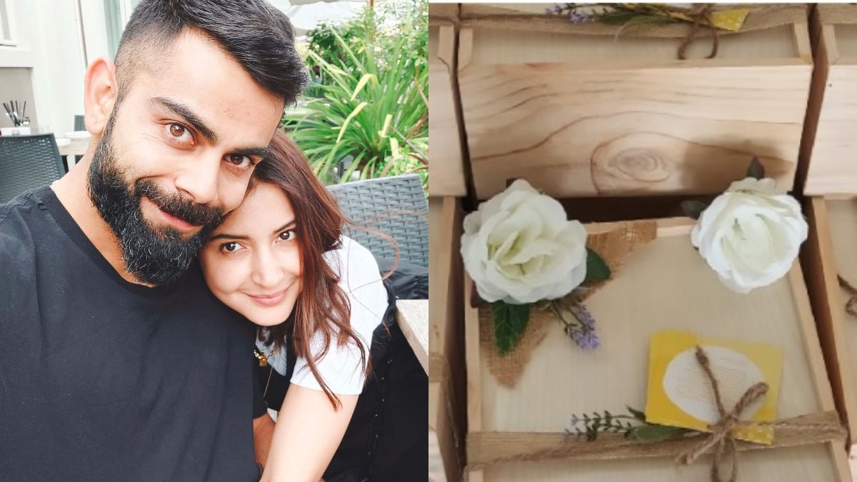 Inside Virat Kohli, Anushka Sharma's personalised gifts to paps, Raveena Tandon lauds paps response | Celebrities News – India TV