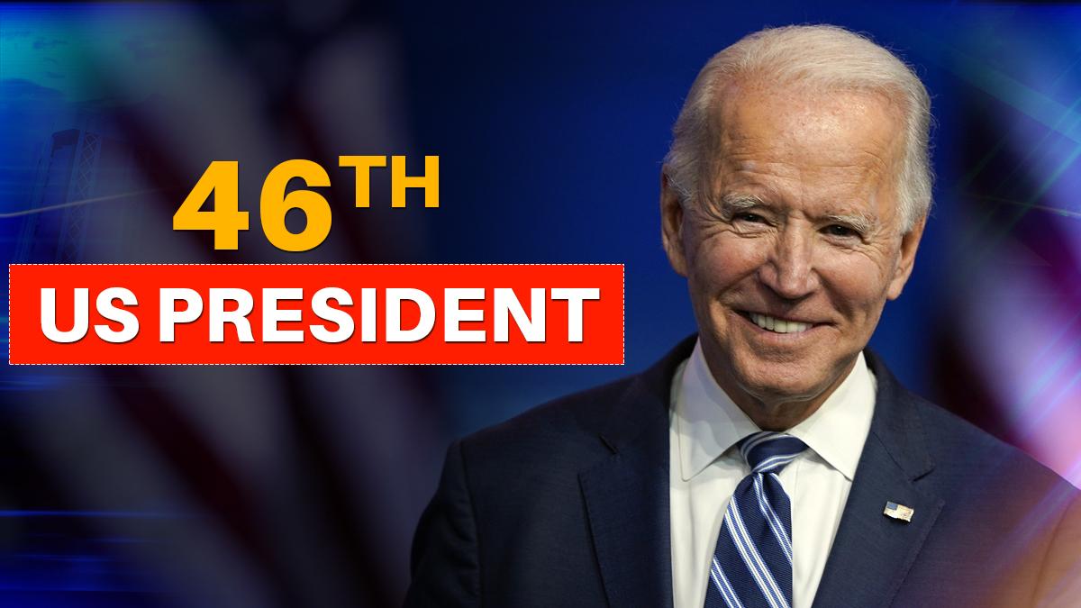 Joe Biden swearing in today Biden 46th US President Washington DC   World  News – India TV