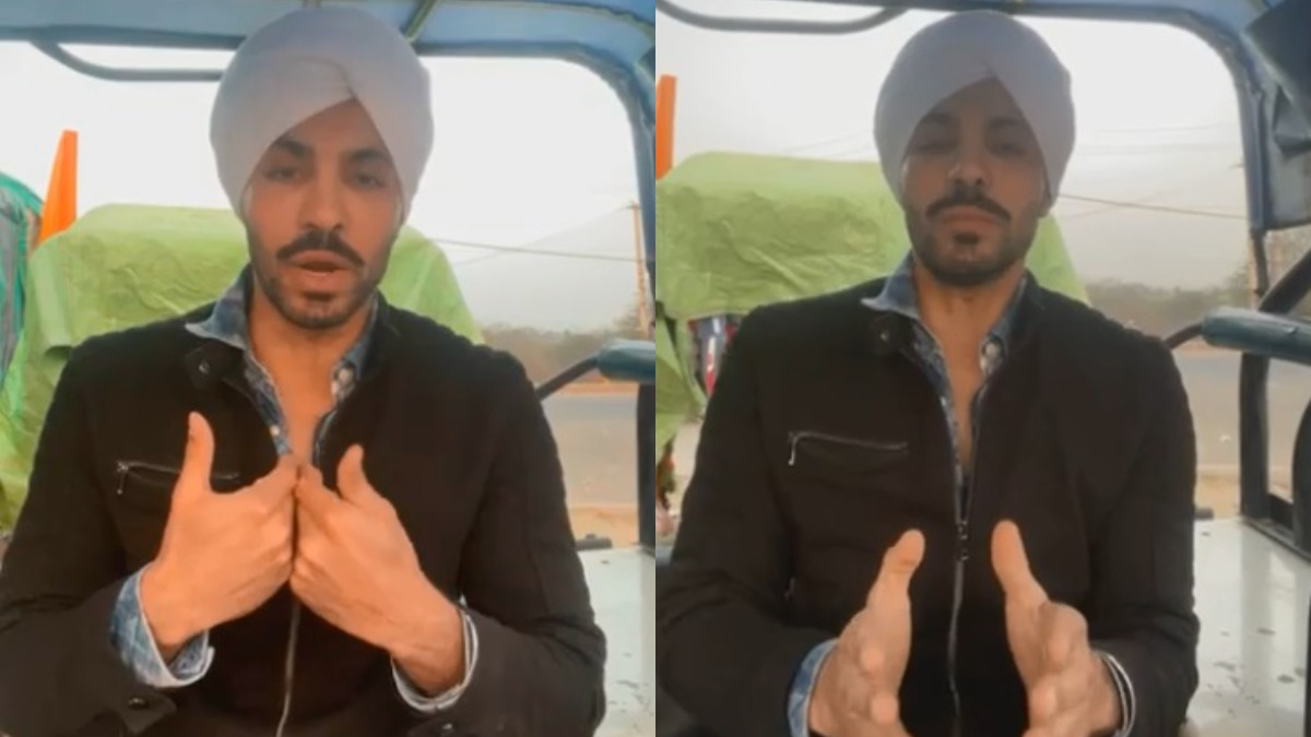 Deep Sidhu is ready to join