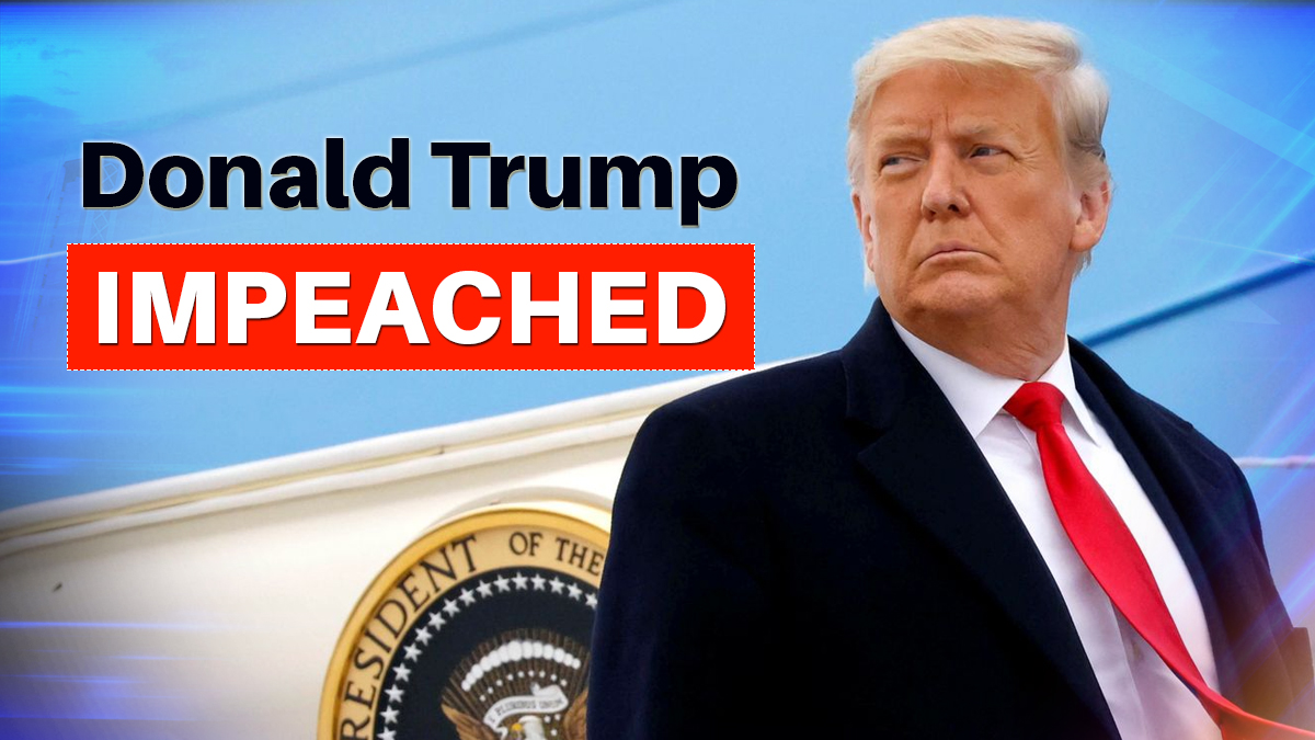Donald Trump impeached: What's next after House impeachment vote