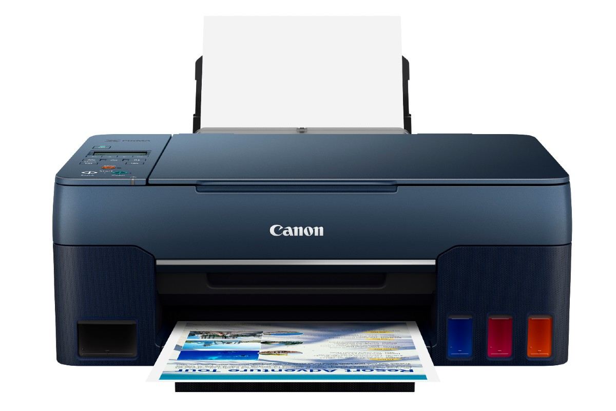 Canon unveils 20 new ink tank printers in India   Technology News ...