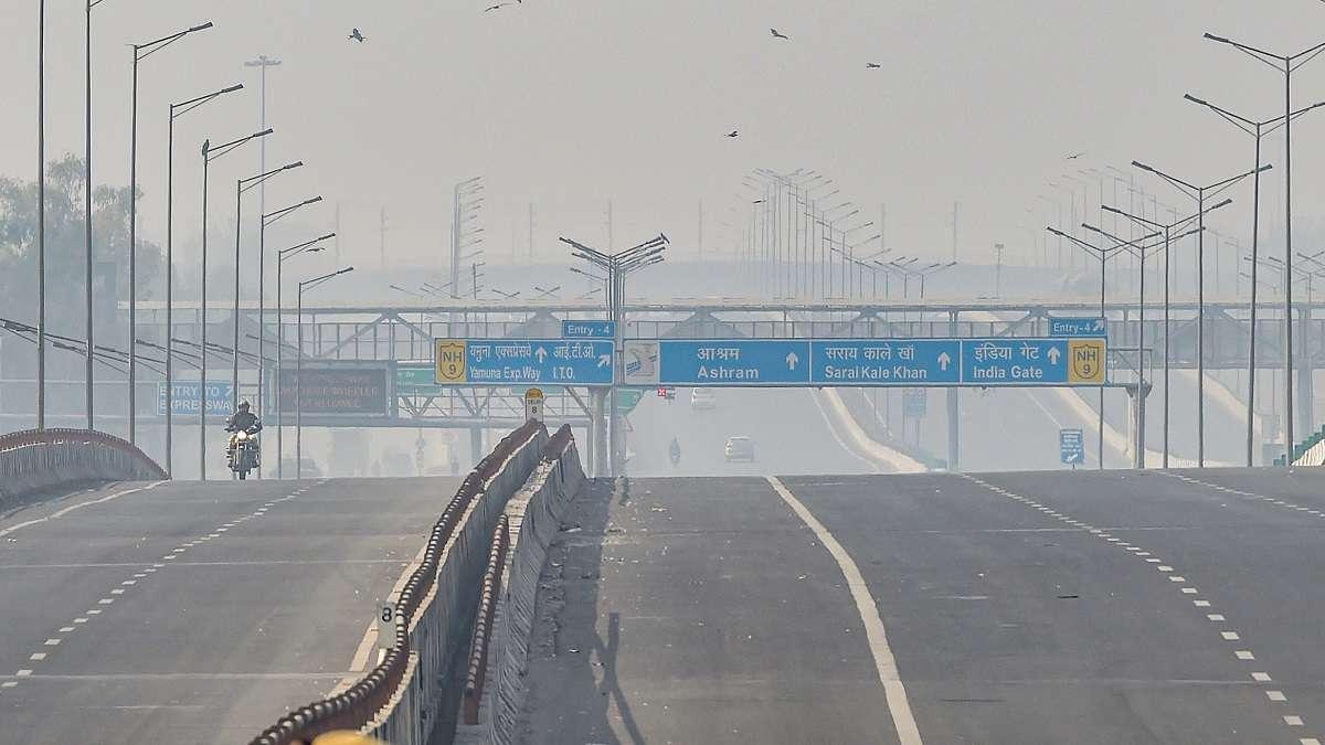 Delhi to Mumbai 12 lane expressway traffic ease Mumbai Pune Expressway Nitin Gadkari | India News – India TV
