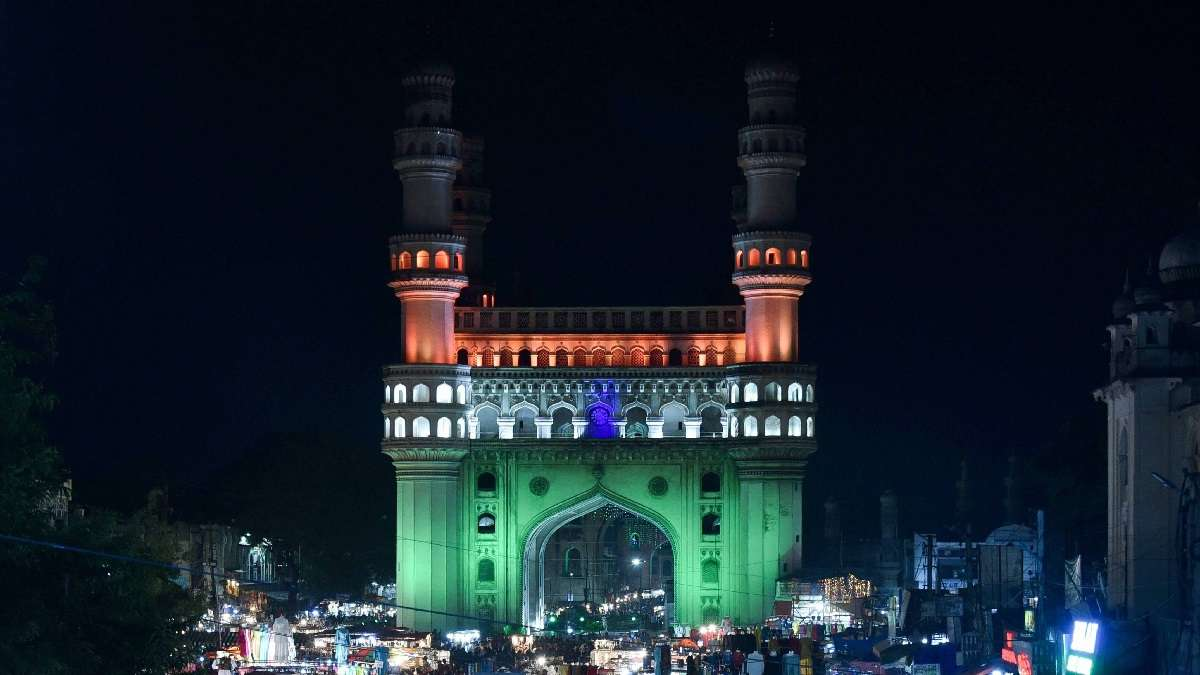 Image result for हैदराबादला '2020 ट्री सिटी ऑफ वर्ल्ड' म्हणून मान्यता