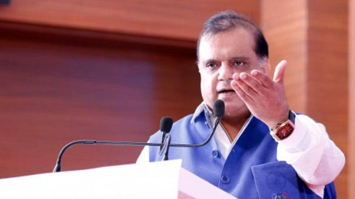 Narinder Batra Once Again Elected as FIH President