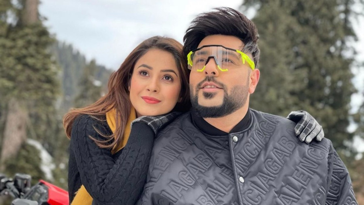 Shehnaaz Gill on Badshah and Diljit Dosanjh: Shehnaaz Gill is currently in Canada for the shoot of upcoming film 'Honsla Rakh'.