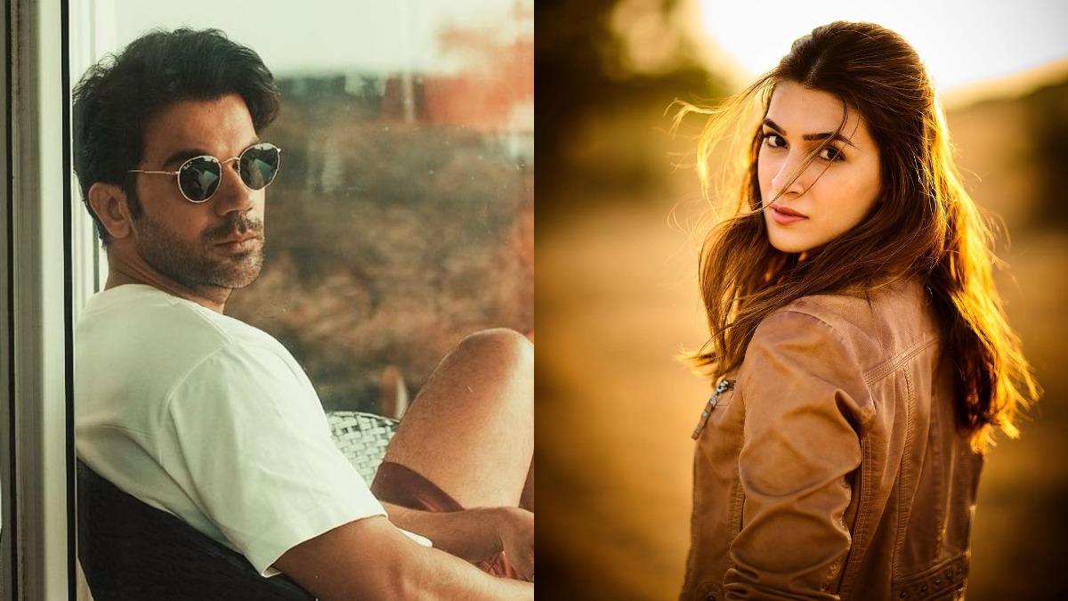 Rajkummar Rao, Kriti Sanon to star in Dinesh Vijan & Mahaveer Jain's comic drama | Celebrities News – India TV