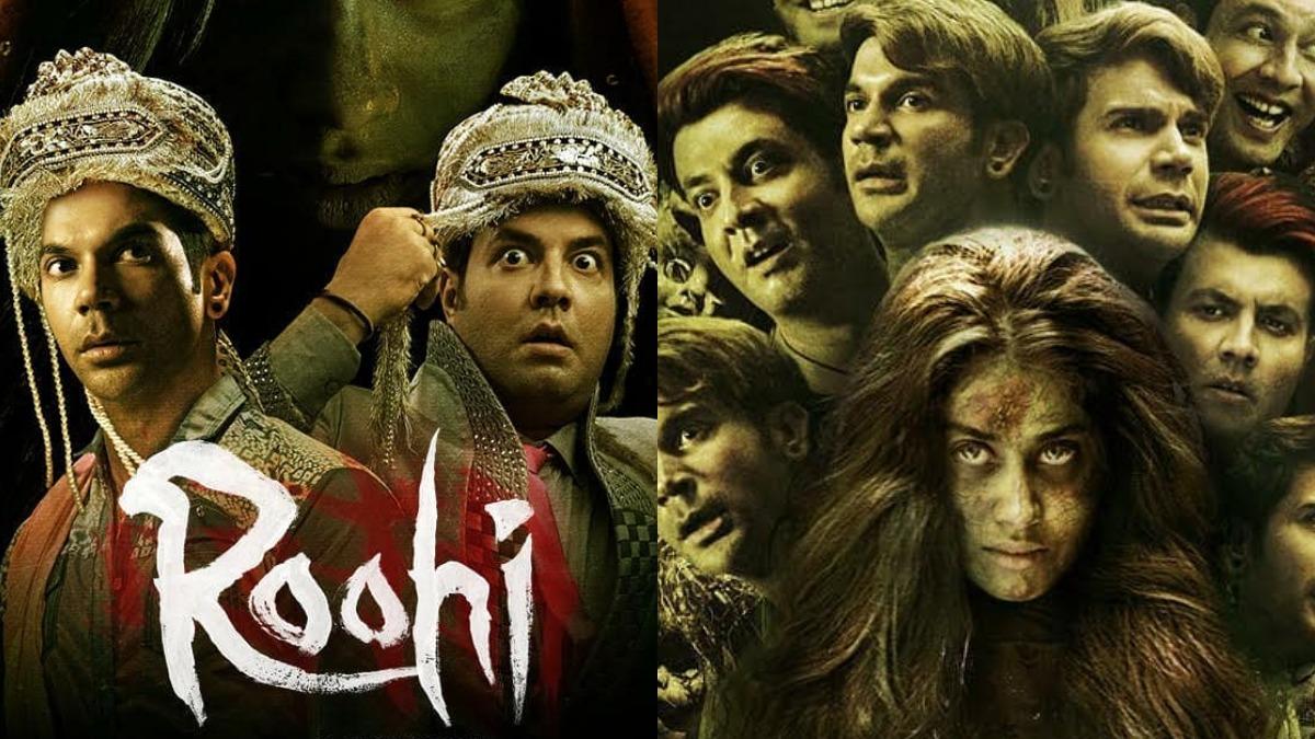 Roohi Trailer Out: Rajkummar Rao, Janhvi Kapoor & Varun Sharma invite you to their 'spooky wedding' | Celebrities News – India TV